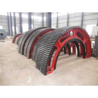 Cheap High Performance Alloy Steel Forging Cylindrical External Ring Gears for Machine for sale