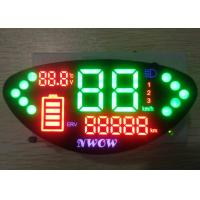 NO M027 LED Display Components Part , Electric Car Display High Brightness