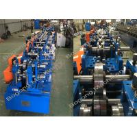 Cheap Automatic Type Change Metal Z Purlin Making Machine for sale