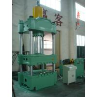 China Automatic 4 Column Type Hydraulic Press Machine 315 Ton PLC Control on sale