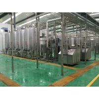 Cheap Packaging Energy Saving 600T/D Beverage Production Line for sale