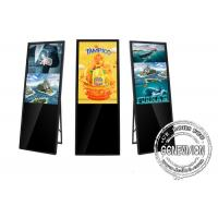Buy cheap New Arrival Super Slim 43inch Portable digital signage kiosk,multimedia lcd from wholesalers