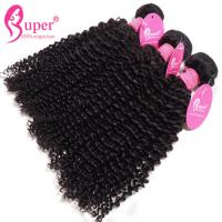 Cheap Brazilian Remy Hair 100 Percent Raw Virgin Kinky Curly Weave Cabello Natural for sale