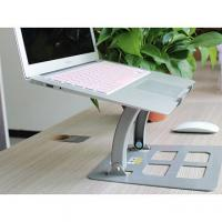 Cheap OEM Laptop Computer Stands For Desk 26*26*2cm Powder spray Surface for sale