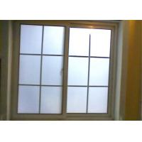 Cheap Decorative Frosted Safety Glass Tinted Tempered Glass For Partition Walls for sale