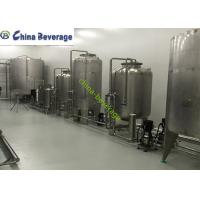 Cheap Pure Reverse Osmosis Water Treatment System For Water Bottling Line SUS316 for sale
