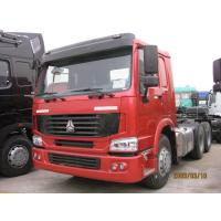 Buy cheap Howo tractor truck, tractor head, 10 wheel 336/371/420hp from wholesalers