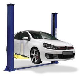 Cheap 4 Post Lift 5.0ton for sale