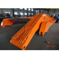 China ZX350 Hitachi Excavator Long Boom Suit 20 Meters 2.5T Counter Weight on sale