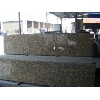 Cheap Golden Diamond Granite Marble Stone Customized Size Eco - Friendly for sale