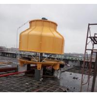 Cheap IP54 Protection 20T Counterflow Cooling Tower , Bottle Type Cooling Tower Long Lifetime for sale