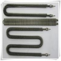 Cheap Long Life Spend Finned Electric Heating Elements For Air Duct Heaters for sale