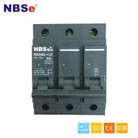 Cheap NBSM8-125 3P Smart Plug Fuse Circuit Breaker 30A Thermal / Magnetic Release for sale