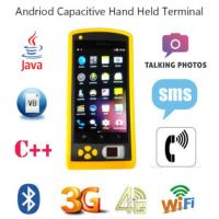 HF FP05 Biometric Android Wireless Fingerprint MF Card Portable