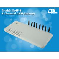 China VoIP 8 RJ11 Port GSM Gateway VPN , HTTP Gateway for Call Termination on sale