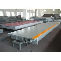 Cheap Robust Structure Load Scales For Trucks , Industrial Truck Scales Sealed Cavity for sale