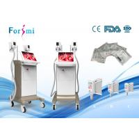 strawberry lipo laser slimming machine for sale -15 Celsius lower temperature 15 inch screen