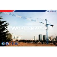 Cheap 6 T Self - Climbing Tower Crane Used In Building Construction for sale