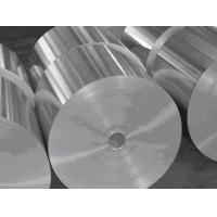 Cheap Alloy 8079 Bare Aluminum Foil Roll For Laminated / Soft Packaging Class B Wettability for sale