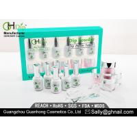Quality Environmentally Friendly French Dip Kit  / Quick Dip Nail Kit With 1000 Colors wholesale