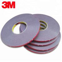Cheap Double Side Grey Acrylic Foam 3M 4229P VHB Tape For Automotive for sale