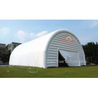 Cheap Outdoor White PVC Tarpaulin Inflatable Party Tent for party event for sale