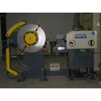 Cheap Fully Automatic Plate Metal Coil Leveling Feeder Vertical Unwinding Machine for sale