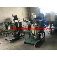 Cheap Ship Diesel Oil Separator,heavy fuel oil purifier,Explosion Proof Light Fuel Oil Filtration Plant coalescer dehydration for sale