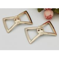 Buy cheap Bow Knot Non-Slip Plastic Bow Summer Plastic Shoe Buckles D670 from wholesalers