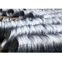 Buy cheap Big Coil Mild Steel Wire Galvanized Hard Drawn from wholesalers