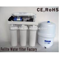Cheap Home Use Reverse Osmosis Water Purifier , Drinking Water RO Filtration System for sale