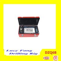 Cheap China Hot Surface Wave Seismic Instrument DZQ6B Engineering Seismograph for sale