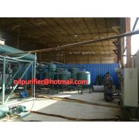 Cheap Automobile Car Oil Recycling System,Engine Oil Vacuum Distillation System and  Purifying Equipment for sale
