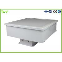 Cheap Ceiling Diffuser HEPA Filter Box 200*200mm Ventilation Opening Size With Damper for sale