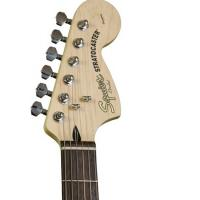 Cheap Squier Electric Guitar Standard Stratocaster Antique Burst Rosewood for sale