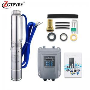 Cheap Factory direct dc 24v solar deep pumps dc brushless submersible solar pump for sale