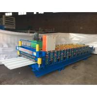 Cheap GI PPGI Wall Panel Roll Forming Machine Steel Profile Making Machine High Speed for sale