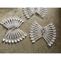 China Tableware Injection Molding Molds , PS PP Spoon Mould 20 Cavities For Restaurant on sale