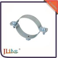 Suspension Galvanized Pipe Clips Metal Cable Clamps -40 ℃ ~ 110 ℃ Working Temp Manufactures