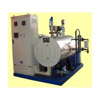Cheap Duct Type Electric Thermal Oil Heater Designed For Heating Medium With Vessel for sale