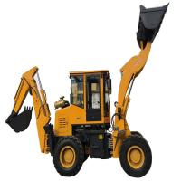 Cheap easy operate mini wheel loader for sale