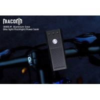 Buy cheap 30W 3000lm Led Rechargeable USB Bike Front Light, Power Bank For Bike Light from wholesalers