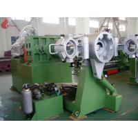 110KW Double Head Plastic Strainer Extruder 1500 - 2000 Kg / Hr Manufactures