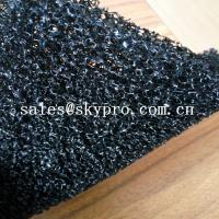 China Cleaning sponge Molded Rubber Products soft flexible , open surface 15ppi sponge foam sheet on sale