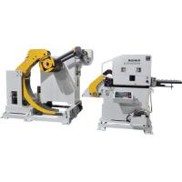 Cheap Thin Roll Stamping Die Disc Horizontal High Speed Feeder , Pipe Feeding Automatic Punching Machine for sale