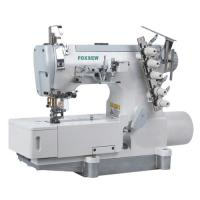 Cheap Direct Drive Flatbed Interlock Sewing Machine FX500-01CB-AT for sale
