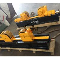 Quality Adjustable Tank Turning Rolls Rotator For Cylinders / Tubes /  Vessels Welding wholesale
