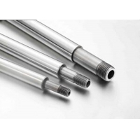 Cheap Hard Chrome Plated Ck45 Hydraulic Piston Rod Hollow Solid Design for sale