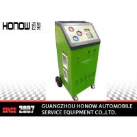 CE Refrigerant Recycling Machine, R134a Freon Air Conditioning Machine For Cars