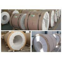 China EN AW 5182 Aluminum Coil Stock For Commercial Tanker Body 10 - 1800mm Width on sale